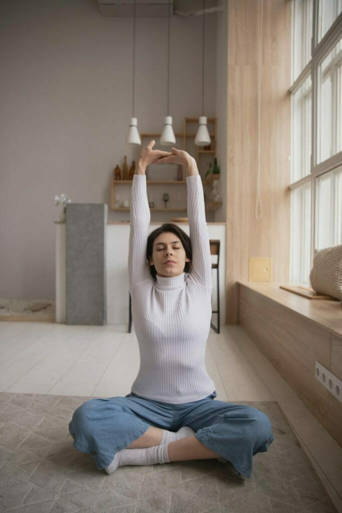 Strečing je pre mnohých formou relaxu
