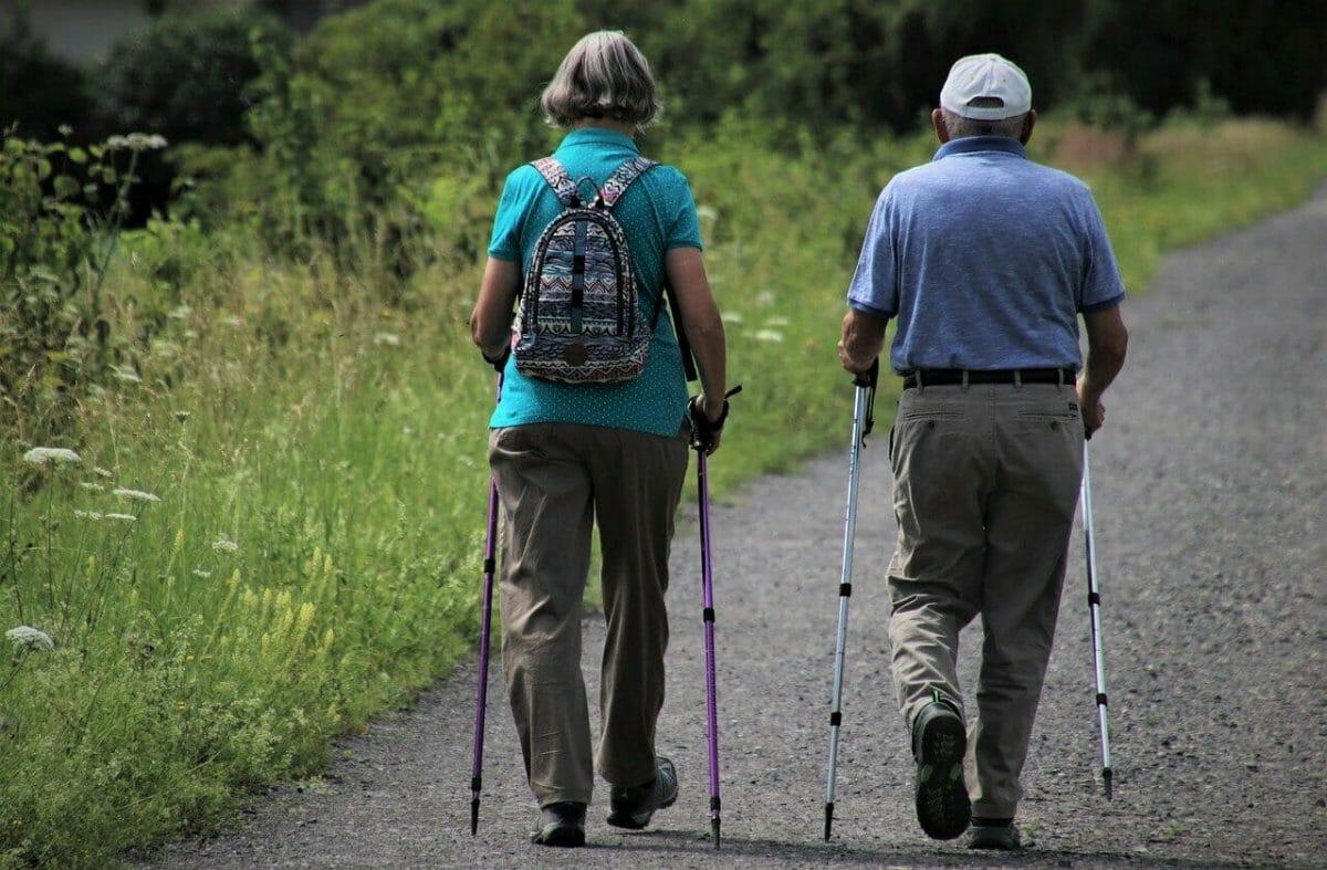 Nordic walking – severská chôdza