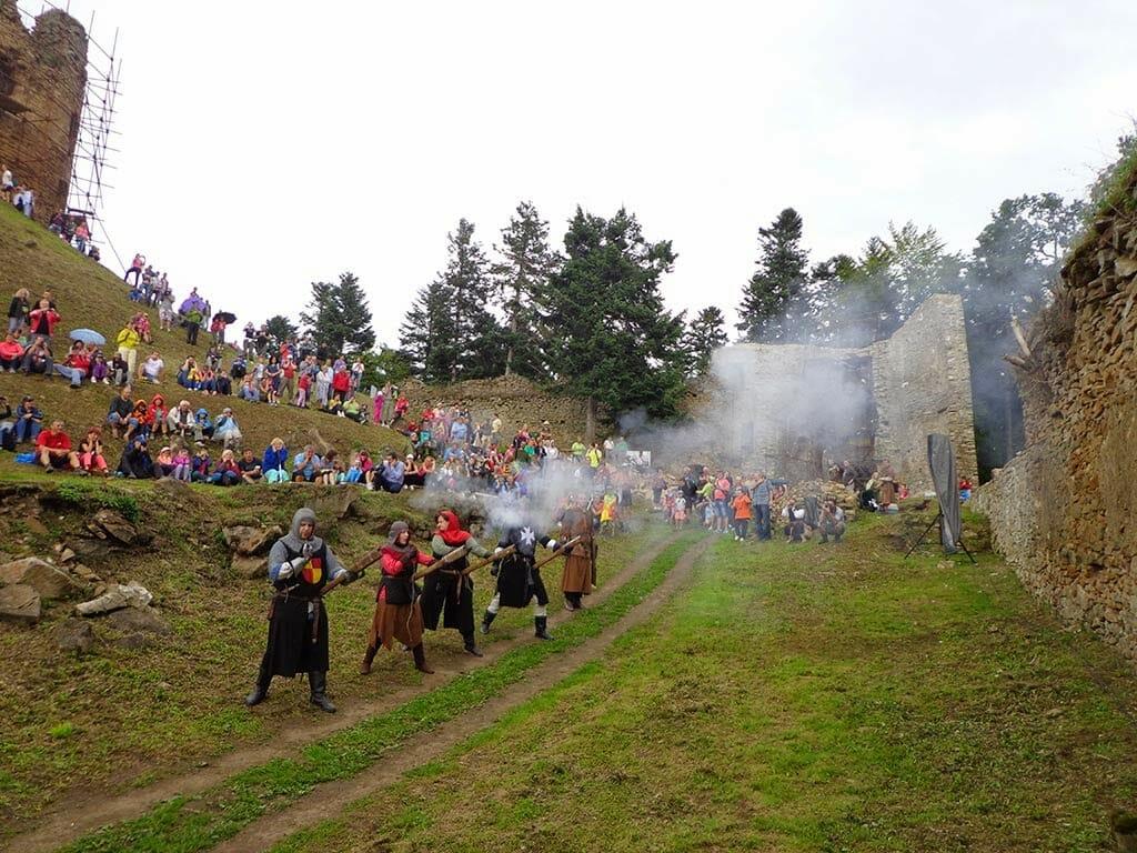 5. výročie obnovy Zborovského hradu
