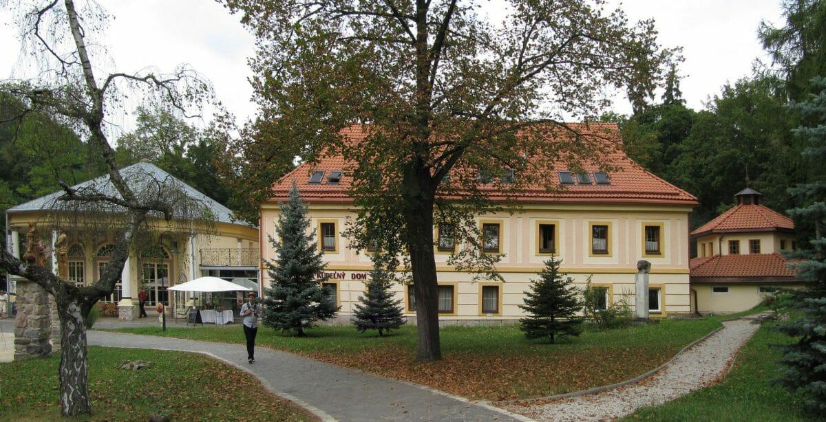 Goetheho kúpeľný dom a Kursalón