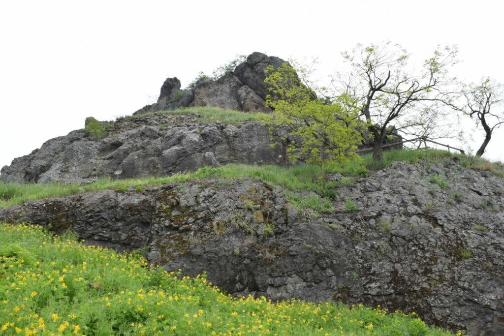 Pohľad na hrad