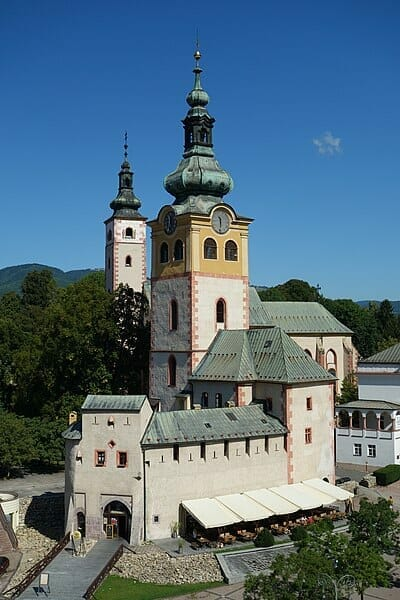 Mestský hrad – Barbakan Banská Bystrica