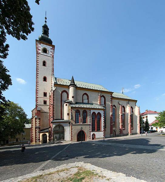 Kostol Nanebovzatia Panny Márie Banská Bystrica