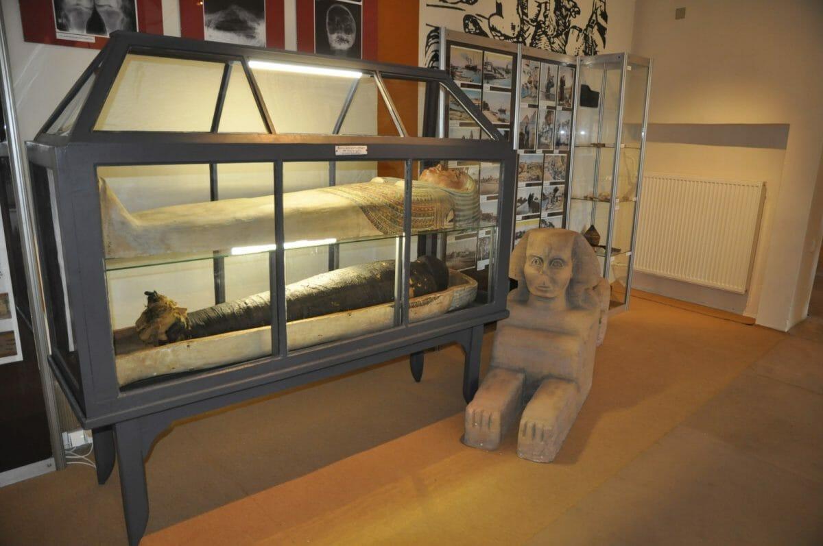 Múmia Tasheritnetiak z Abusír el-Meleku