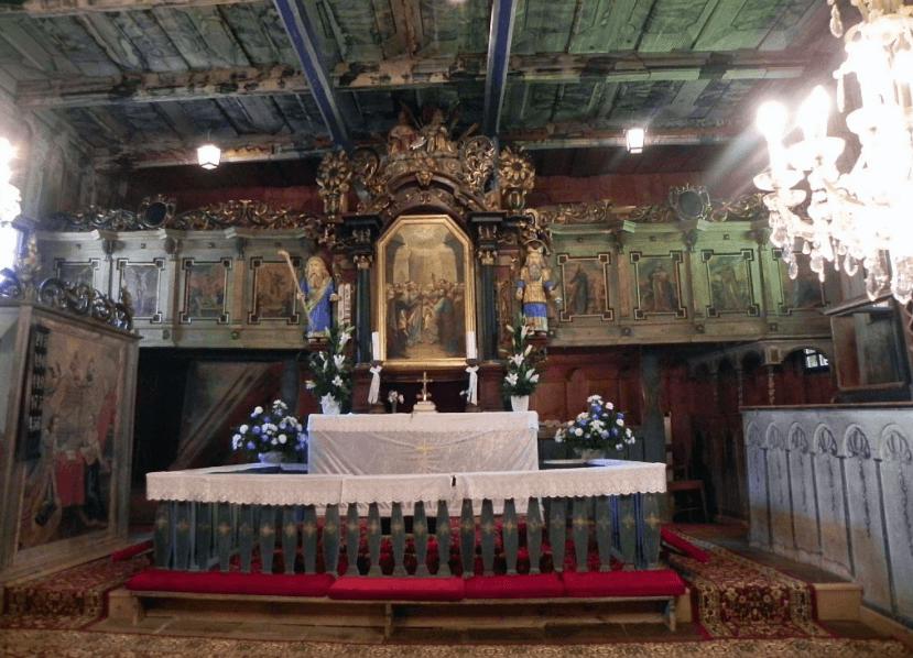 Barokový oltár