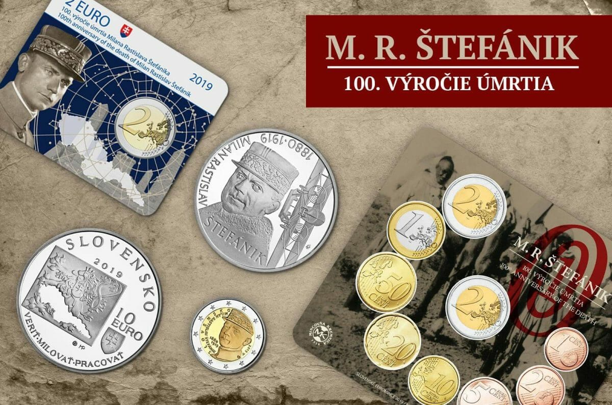 Zberateľská kolekcia M.R. Štefánik