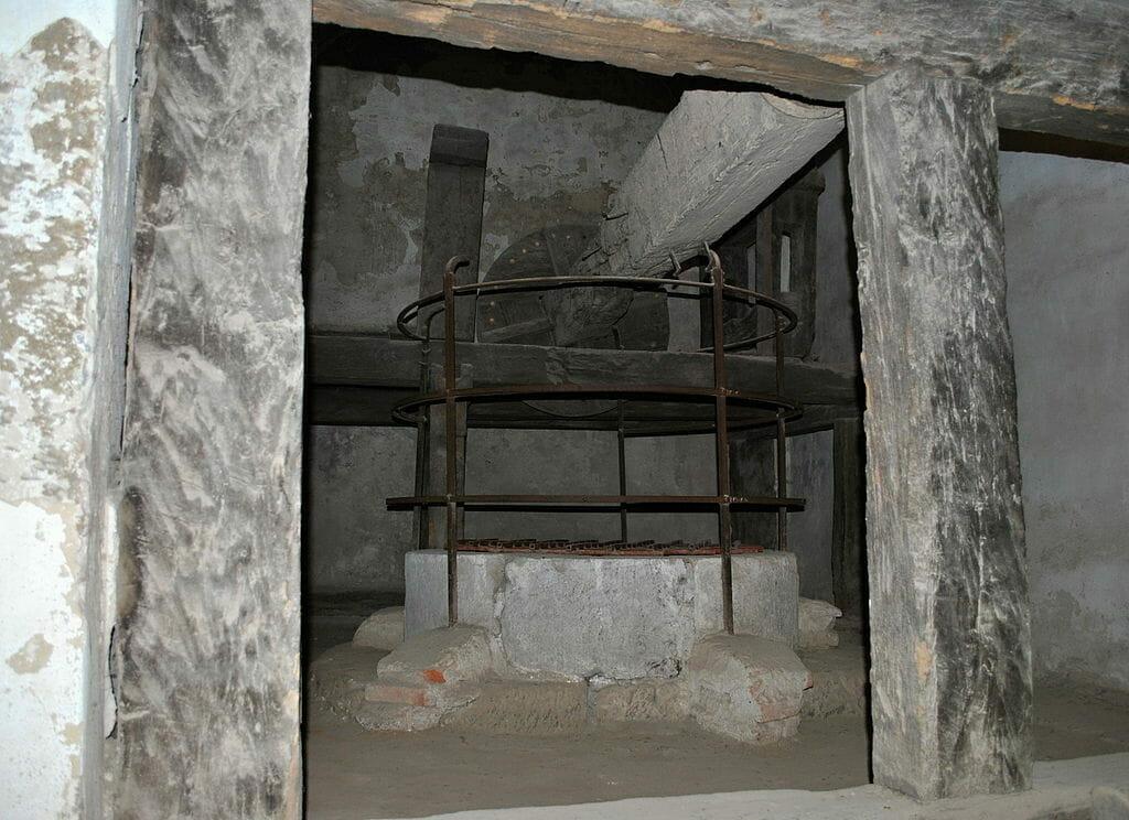 Hradná studňa