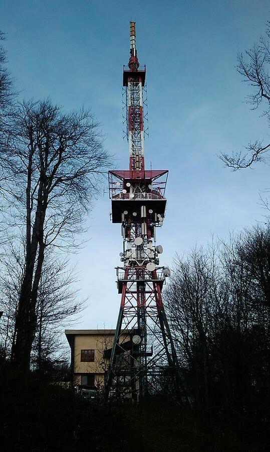 Vysielač na Stebníckej Magure
