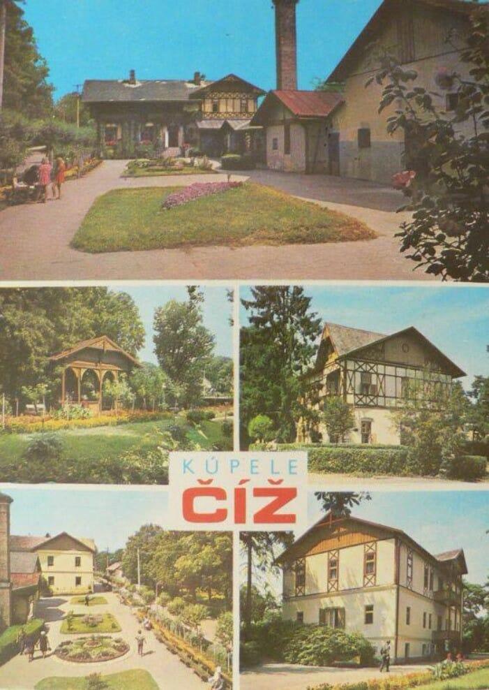 Historická pohľadnica