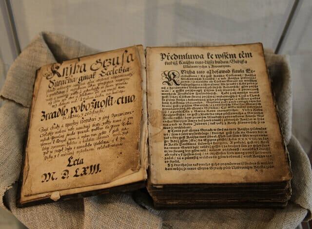 Najstaršia kniha v Horehronskom múzeu