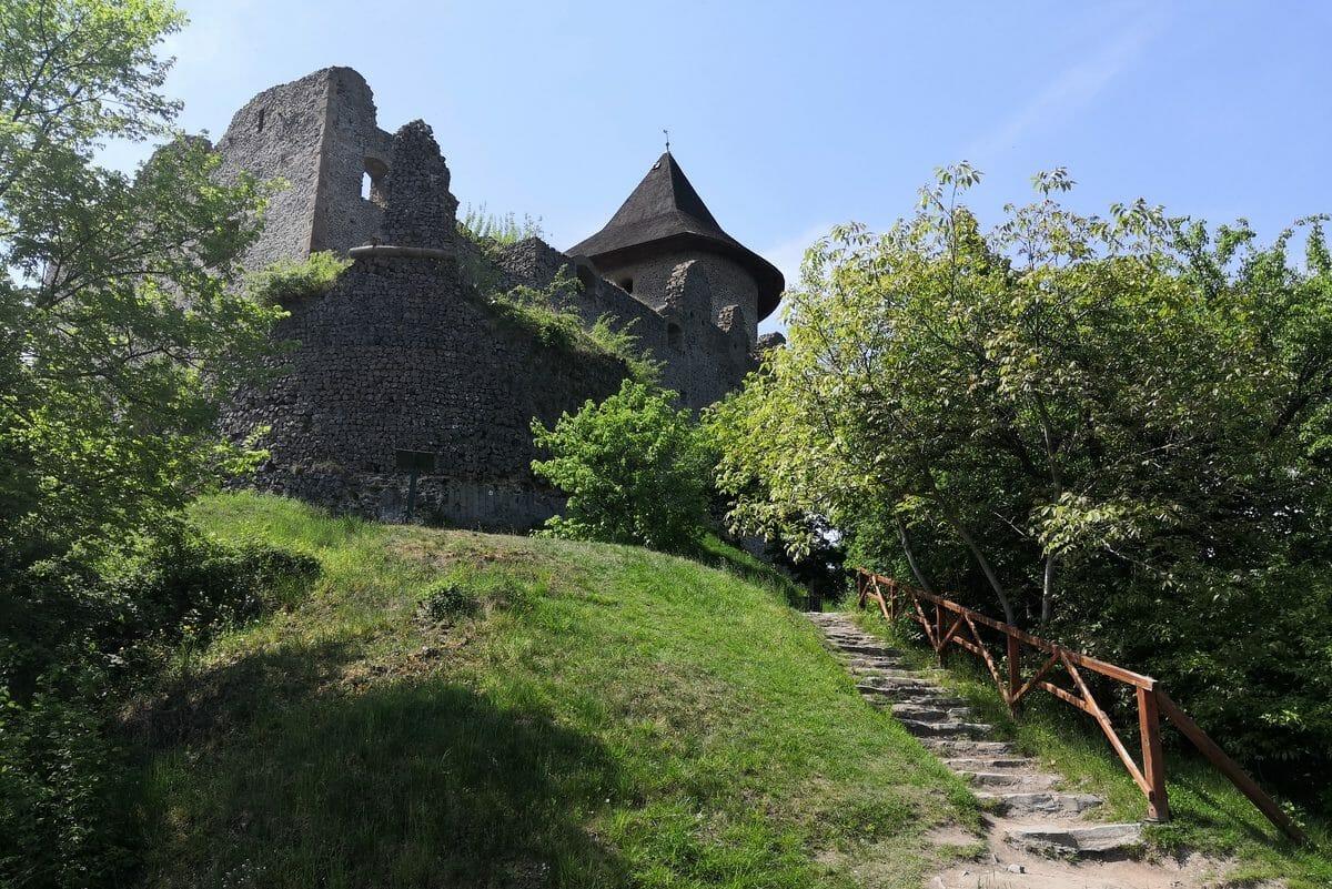 Šomošský hrad