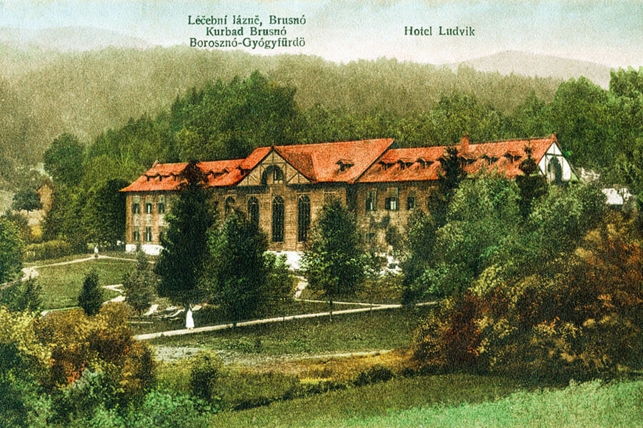 Kúpele Brusno – Ludvik