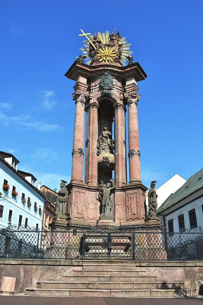 Súsošie sv. Trojice (Morový stĺp)
