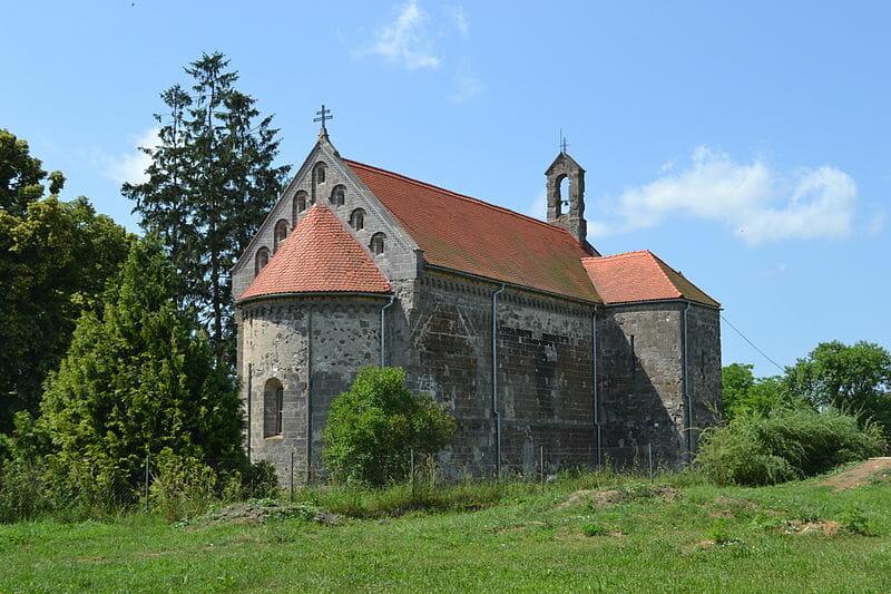 Kostol sv. Jána Krstiteľa v Rimavských Janovciach