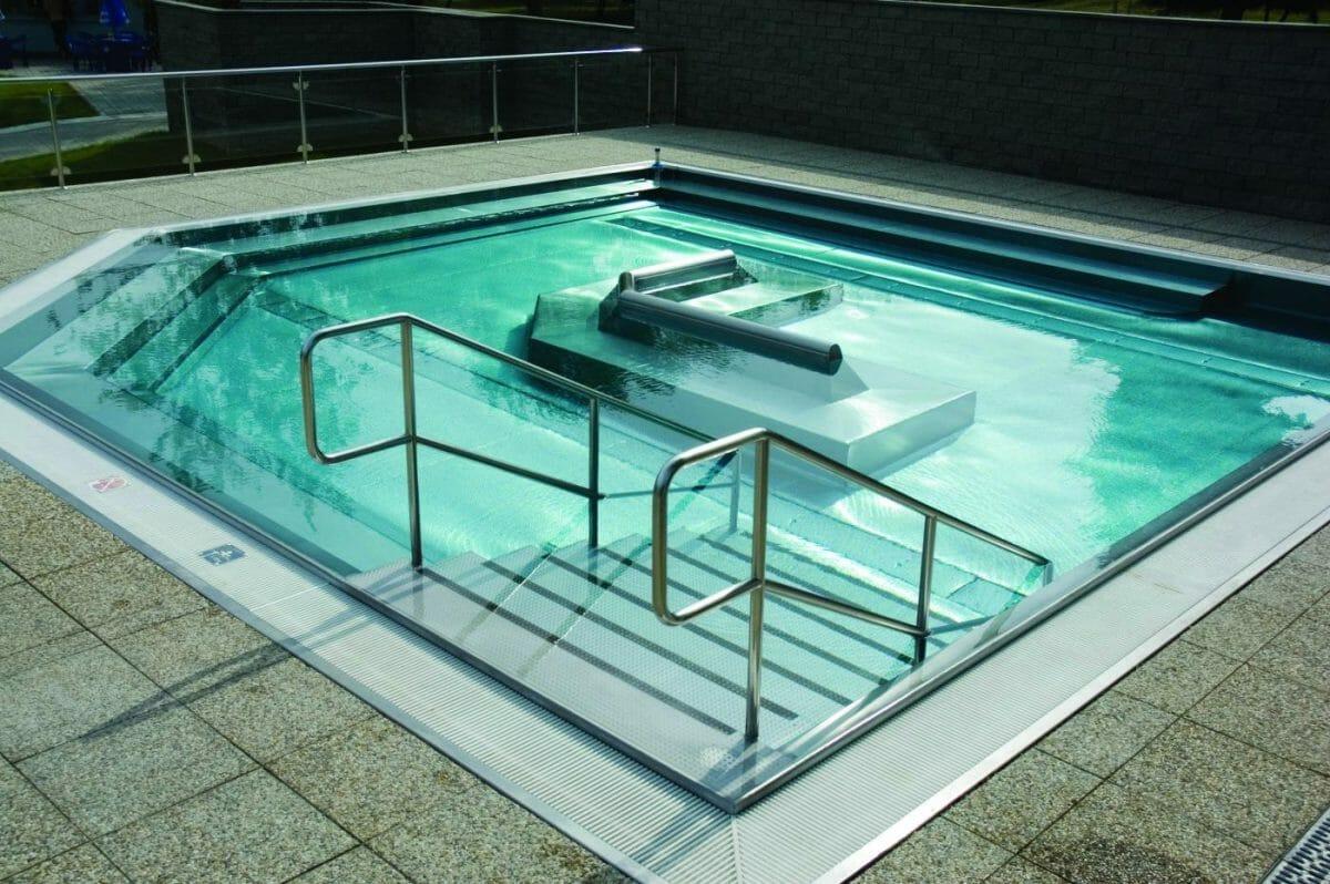 Sedací bazén