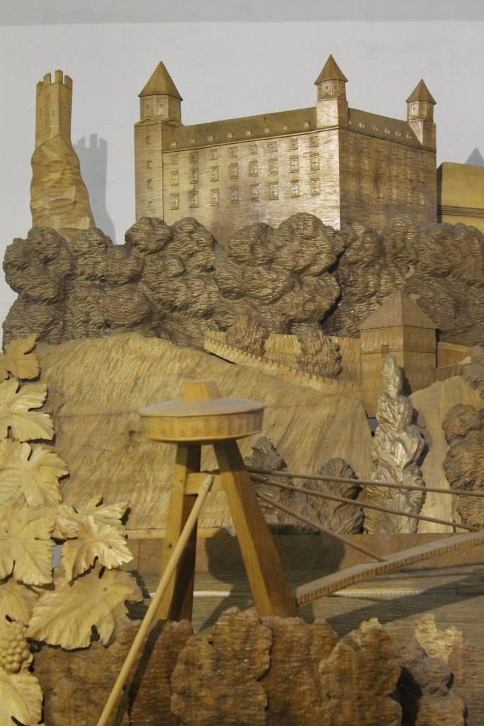 Vyobrazenie Bratislavského hradu