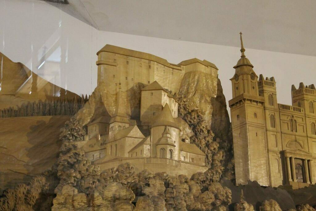Vyobrazenie Oravského hradu