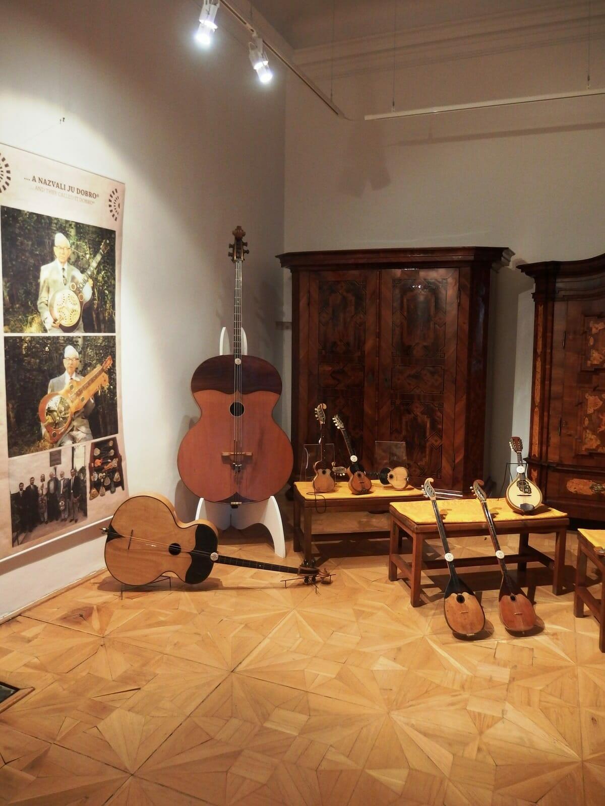 Stála expozícia Hudobného múzea