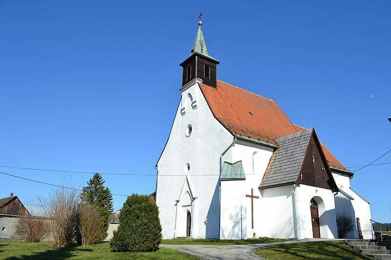 Kostol sv. Mikuláša Sliač