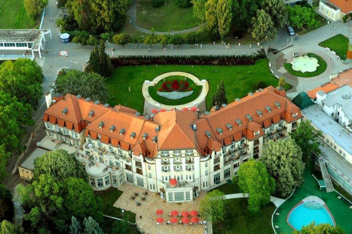 Piešťany, hotel Thermia Palace