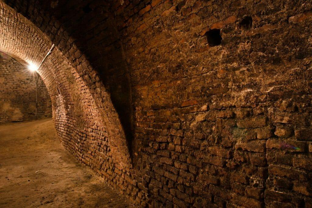 Stredoveké pivnice-mesto pod mestom