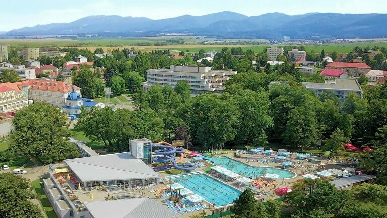 Aquapark Turčianske Teplice