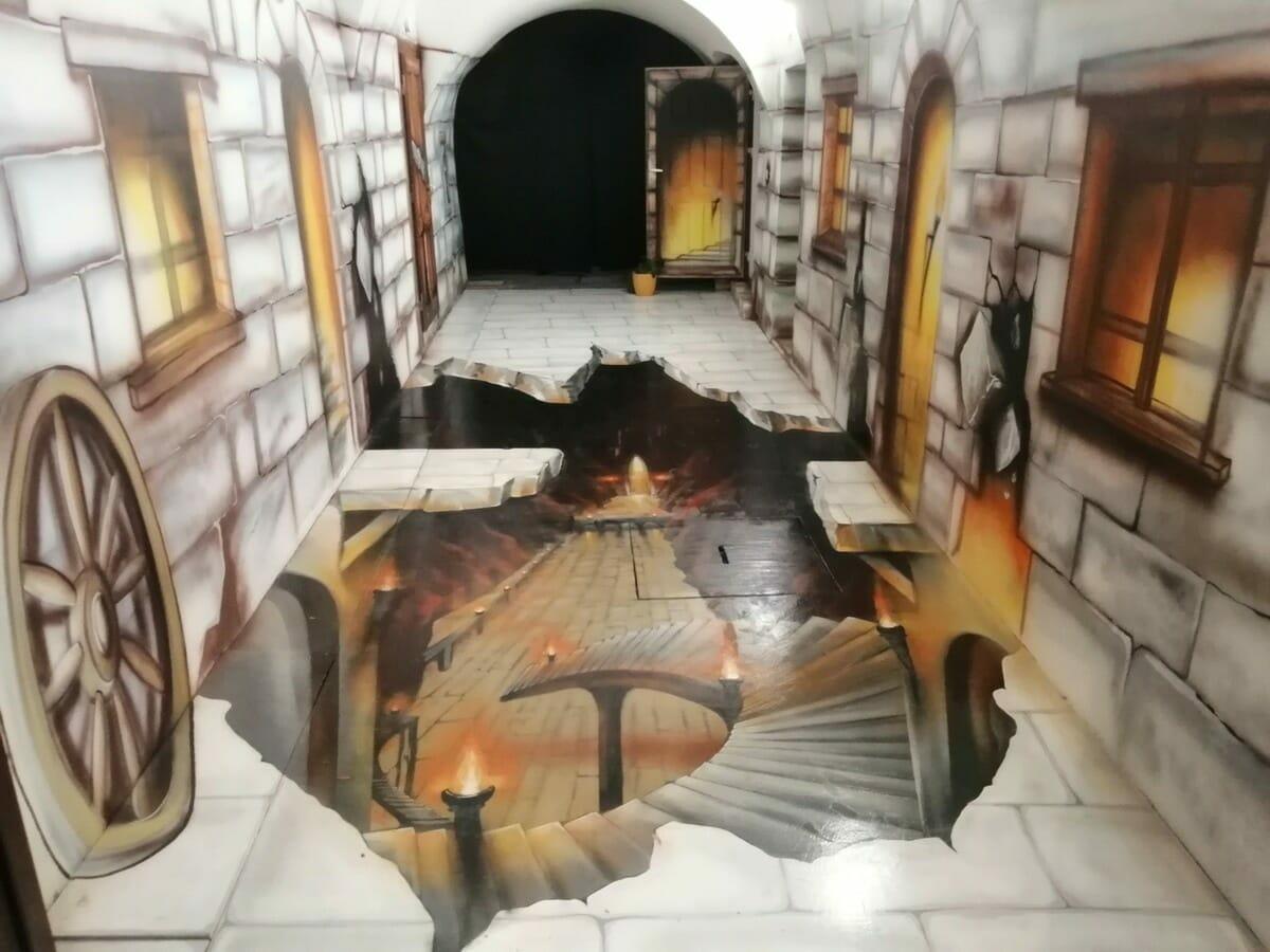 Dom Ilúzií Bojnice