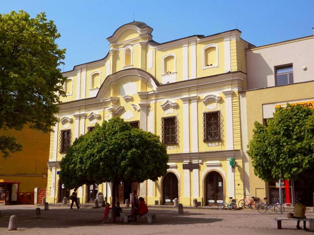 Podjavorinského múzeum