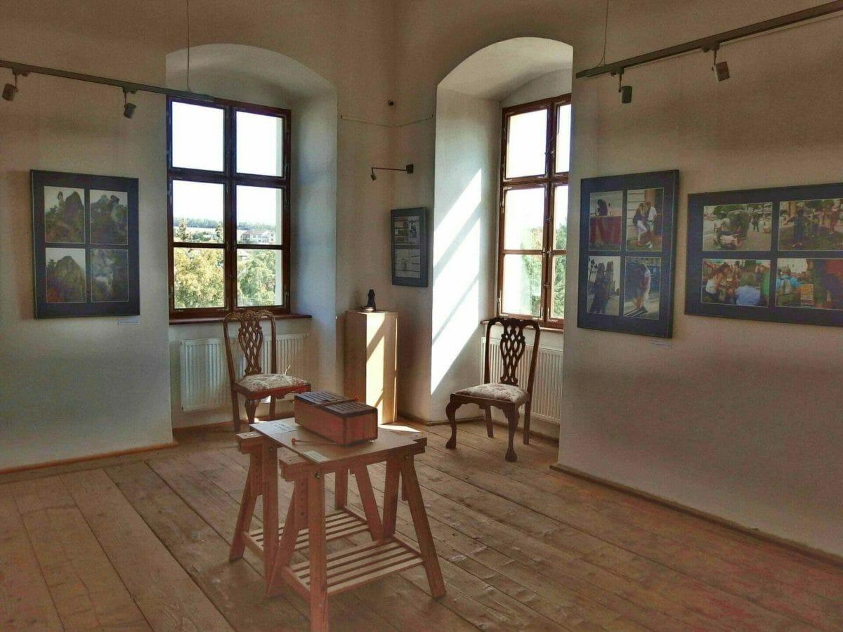 Galéria – dejiny obce Chtelnica