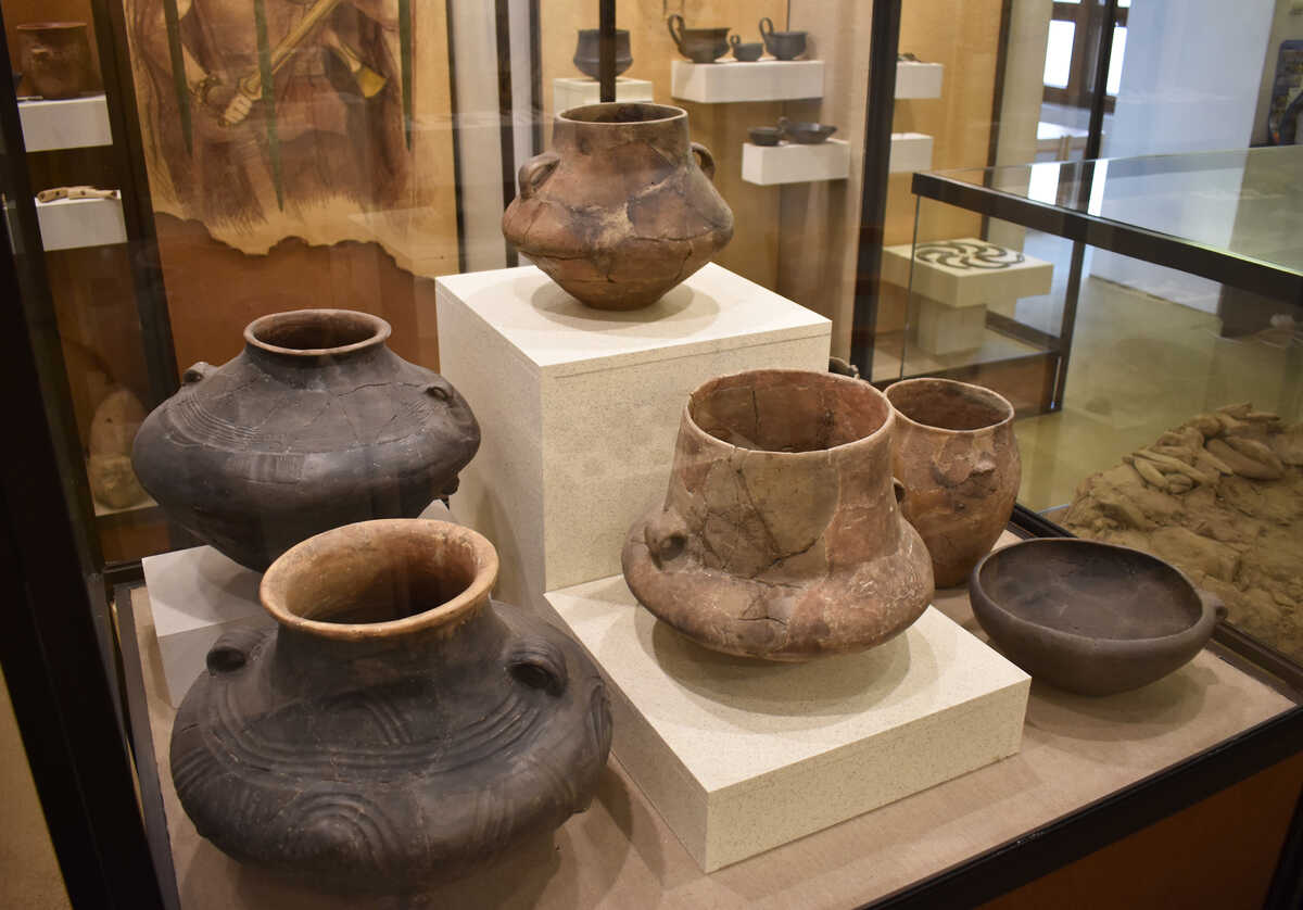 Trenčianska keramika – expozícia múzea