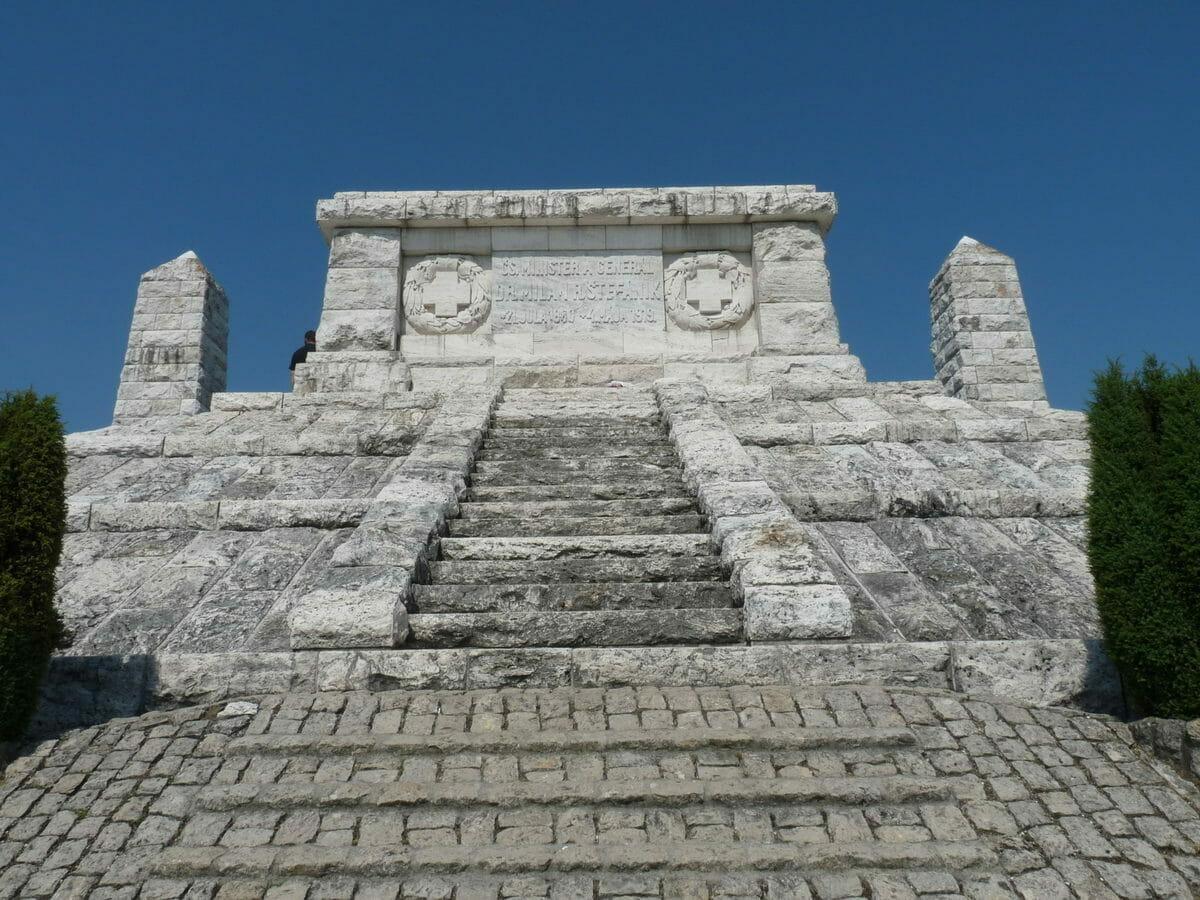 Hrobka M. R. Štefánika
