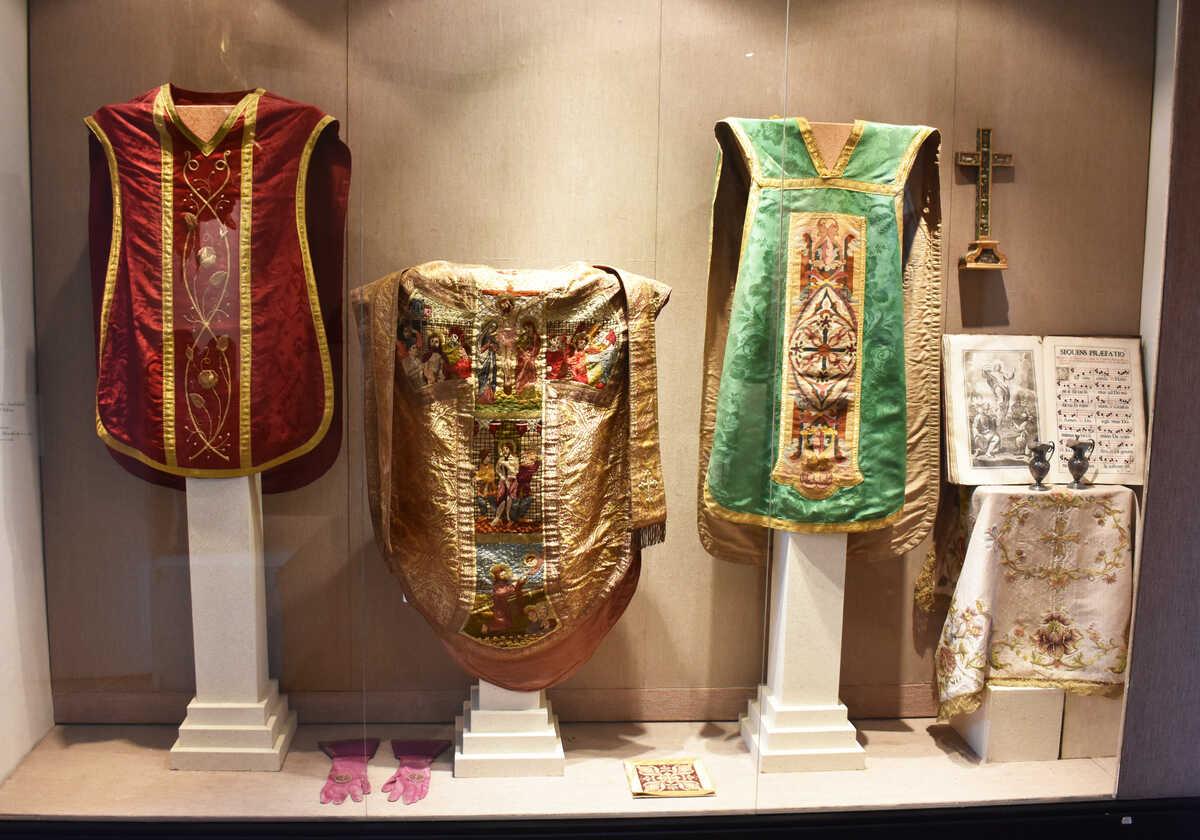 Novomeský odev – expozícia múzea
