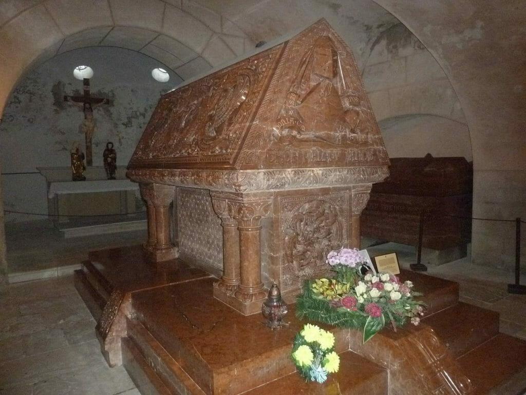 Hrobka Jána Františka Pálfyho na Bojnickom zámku