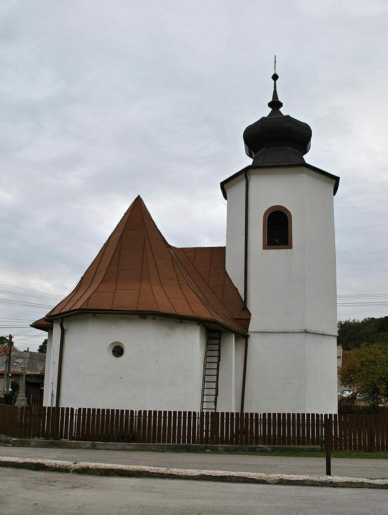 Rímskokatolícky kostol sv. Žofie