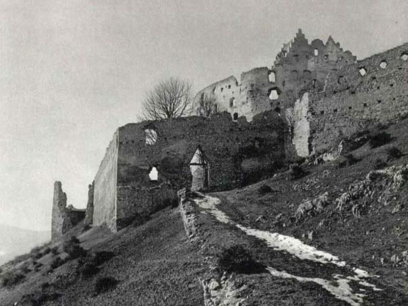 Hrad Topoľčany