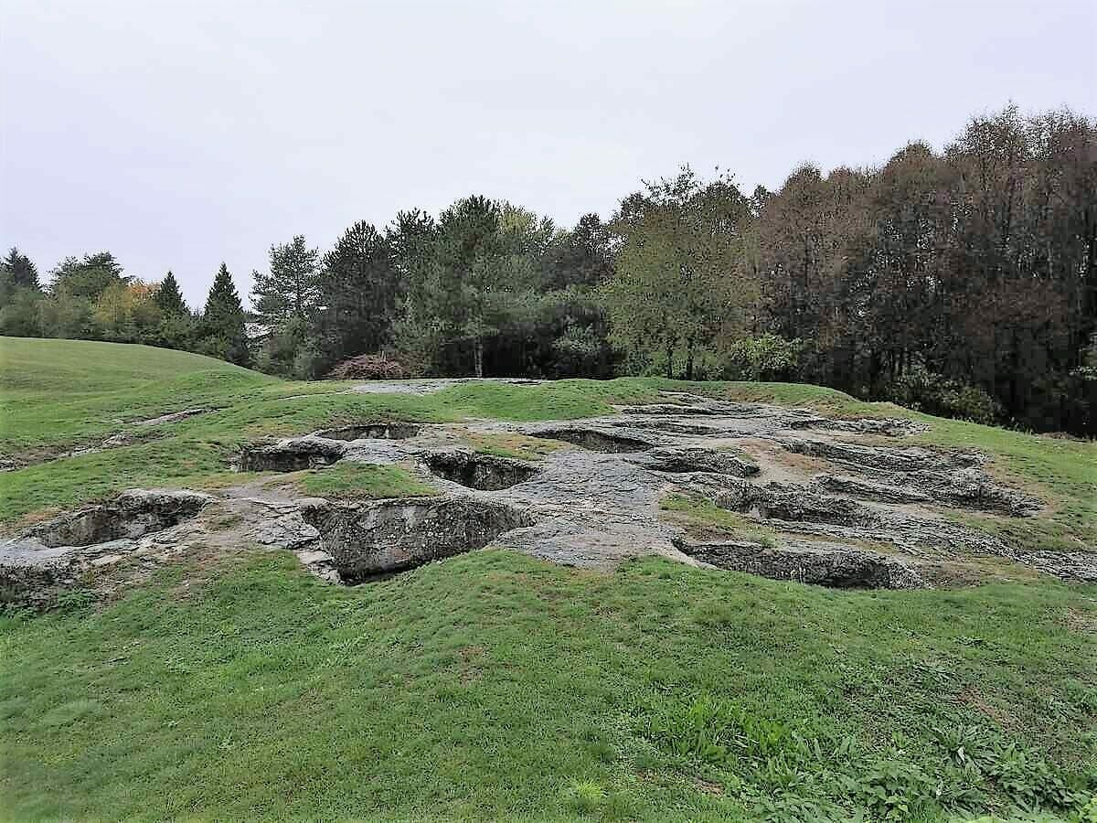Rímske kúpele v Dudinciach