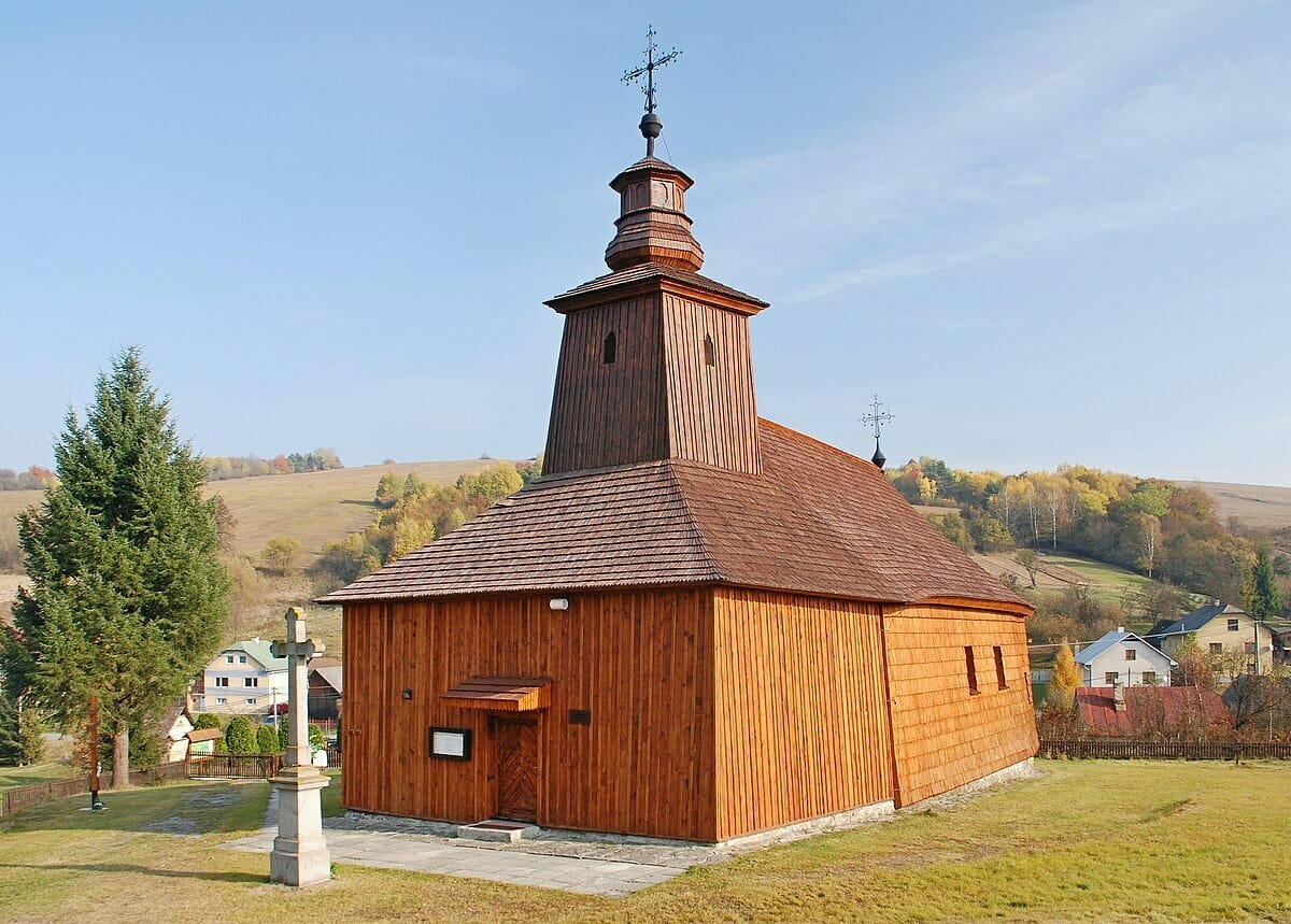 Kostol sv. Lukáša v Krivom