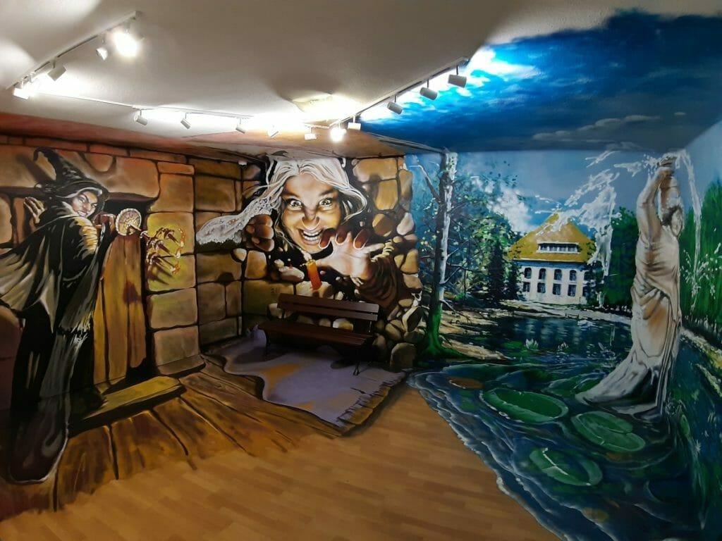 Legendy – Dom Ilúzií Bojnice