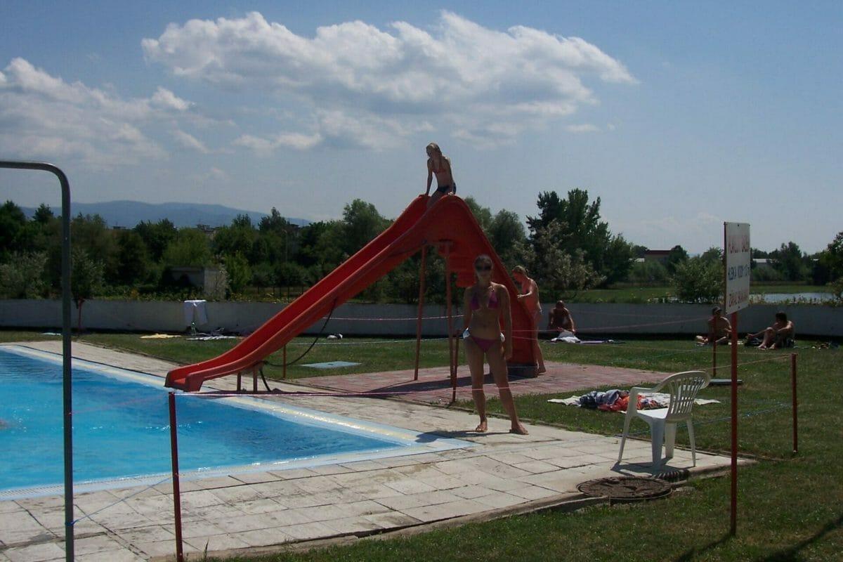 Plážové kúpalisko Bojnice – detský bazén