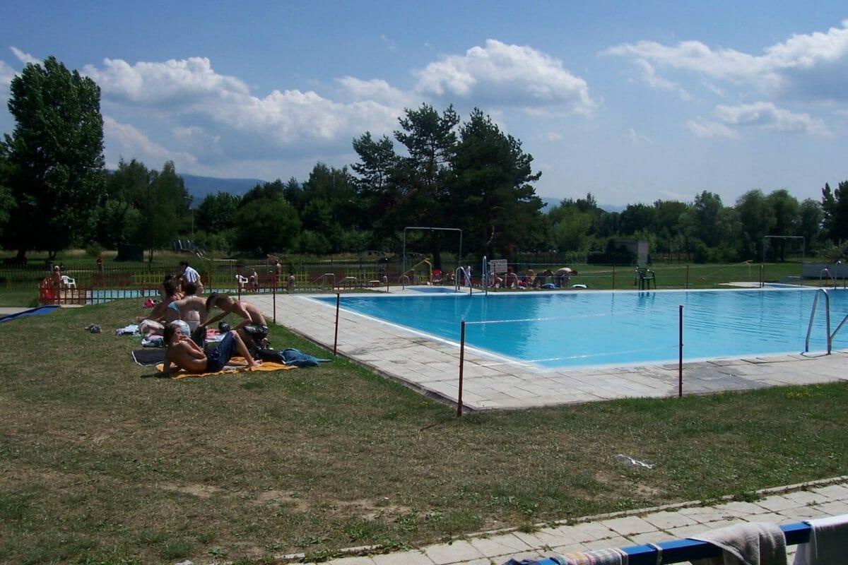 Plážové kúpalisko Bojnice – plavecký bazén I.