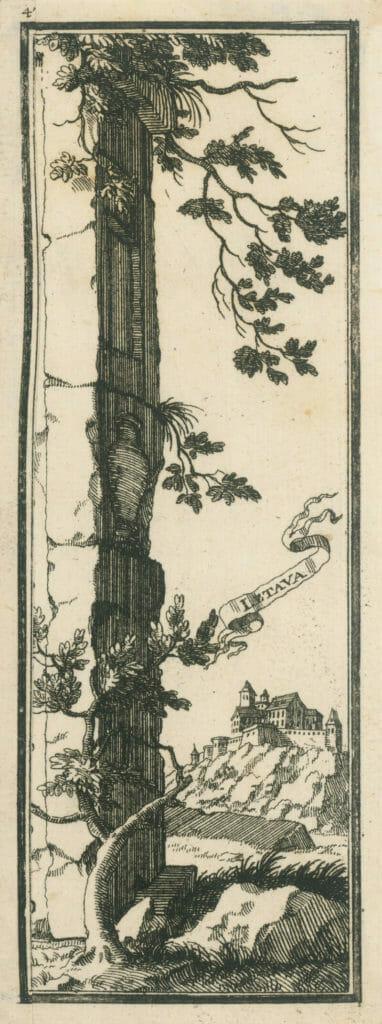Lietava, Justus van den Nypoort, 1686, Oravská galéria