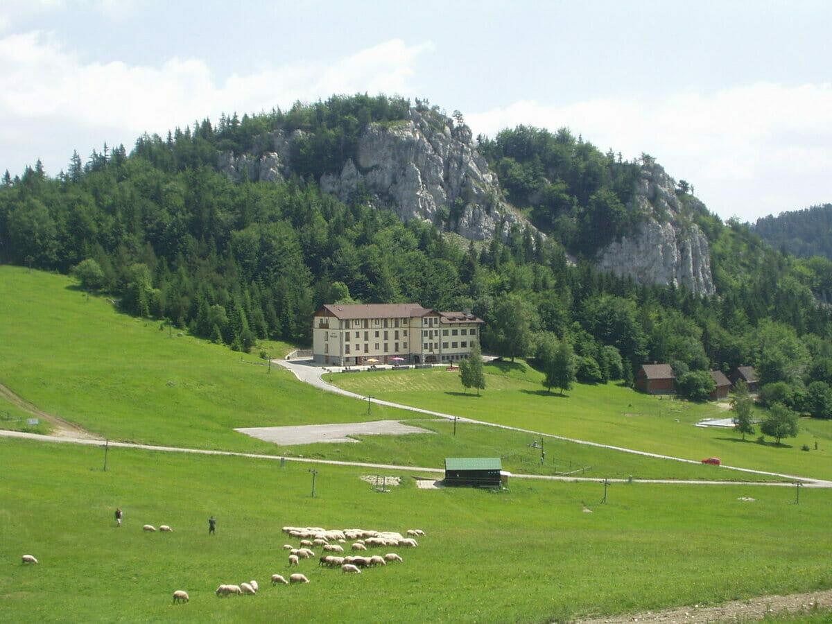 Malinô Brdo – pohľad do doliny