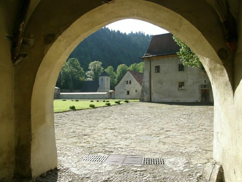 Okolie Červeného kláštora