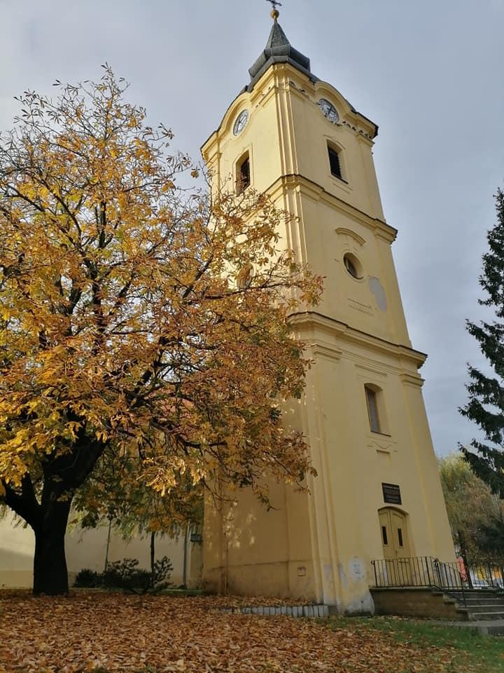 Šikmá veža vo Vrbovom