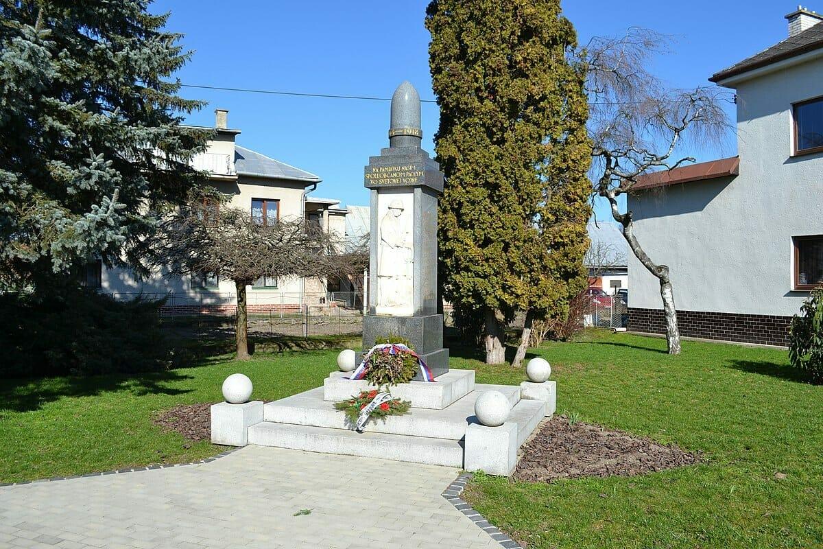 Pamätník obetiam prvej svetovej vojny