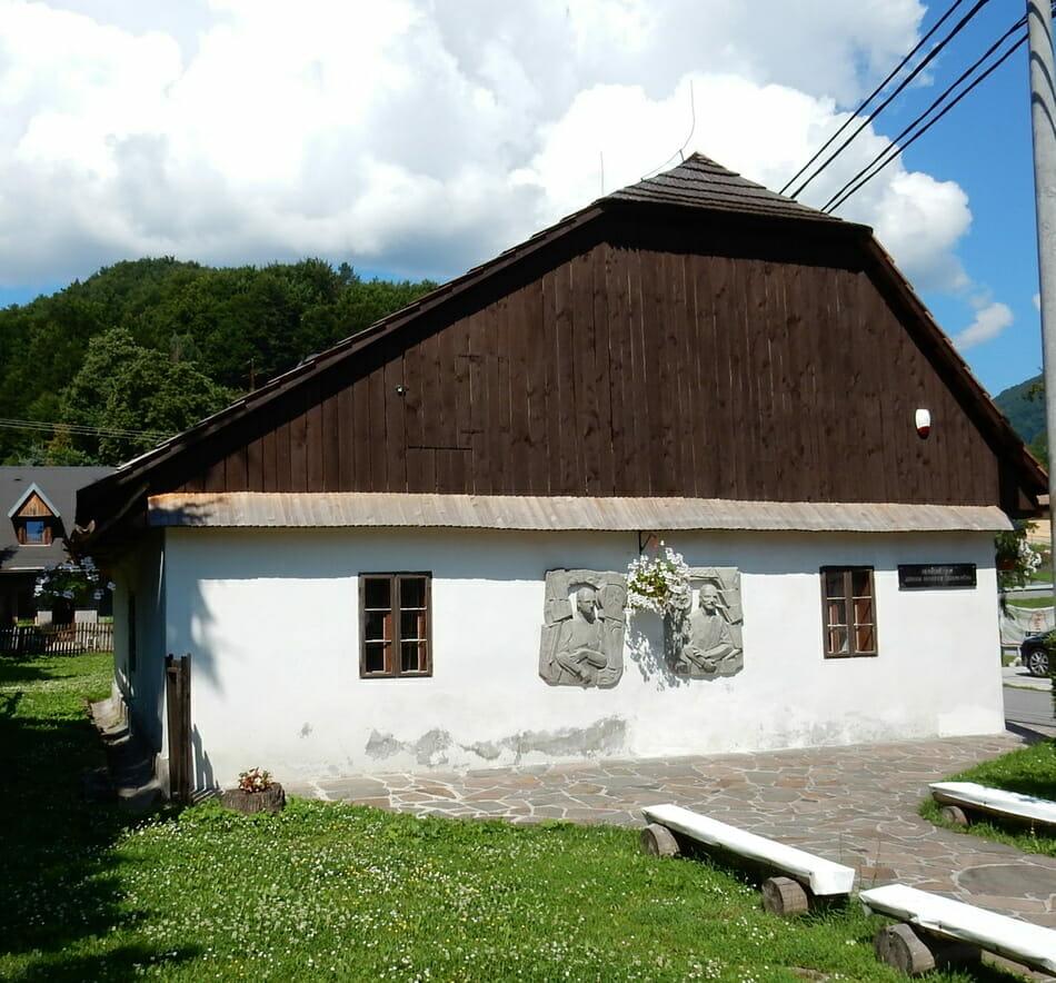 Pamätný dom J.G.Tajovského súčasná podoba