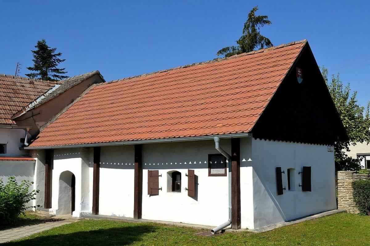 Rodný dom Jána Hollého