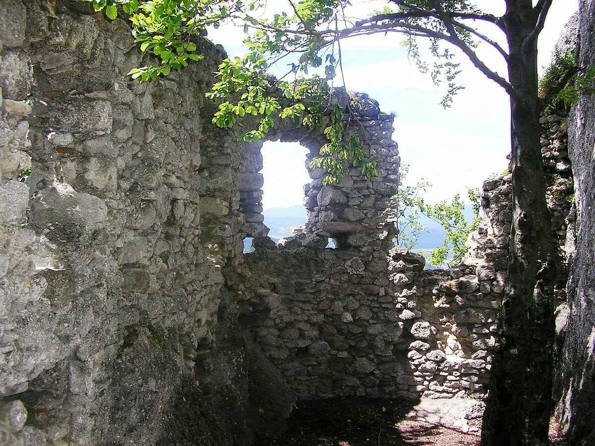 Ruiny Súľovského hradu