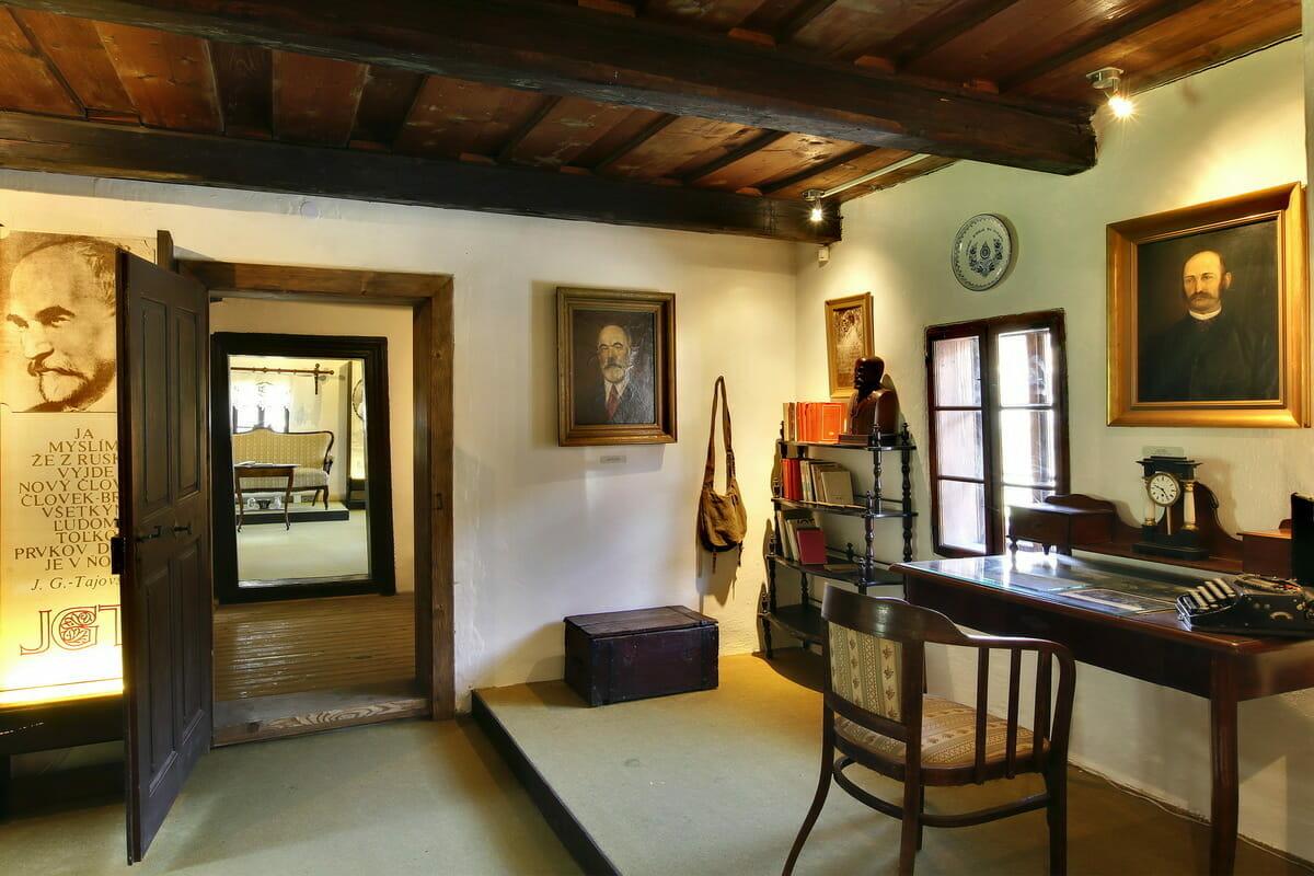 Pamätná izba Jozefa Gregora Tajovského
